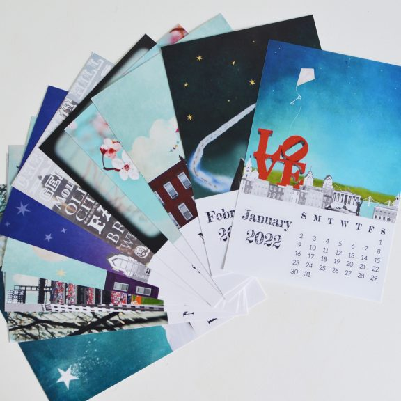 2022 Philly Calendar
